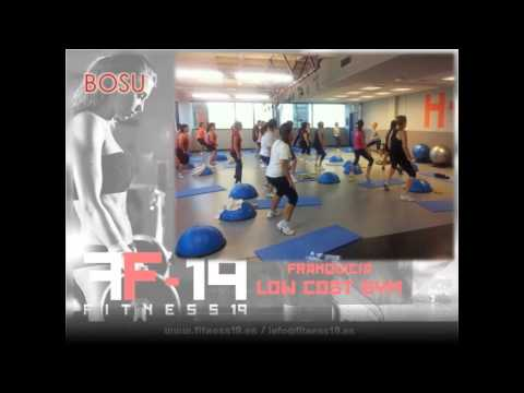 FITNESS19 FRANQUICIA LOW COST GYM