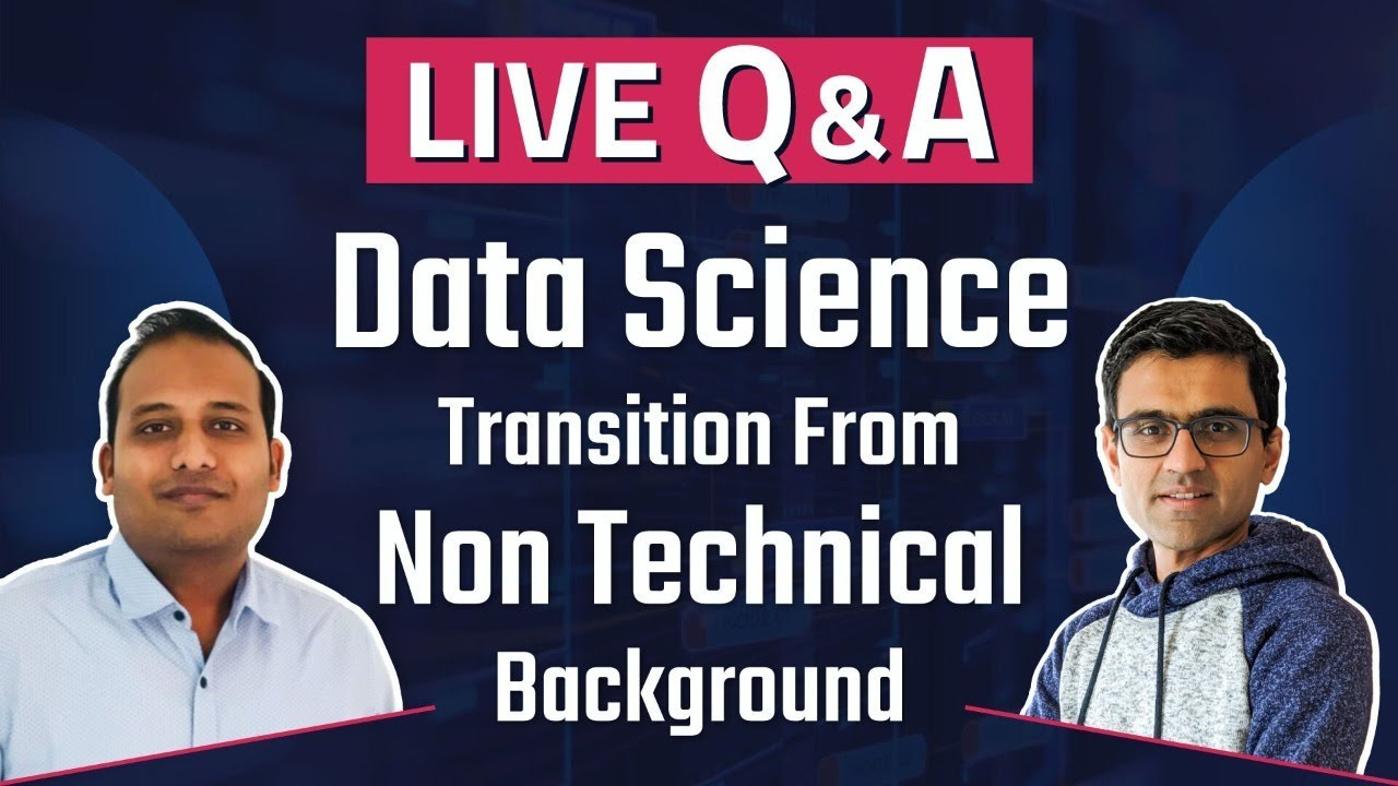 Data Science Transition From Non Technical Background