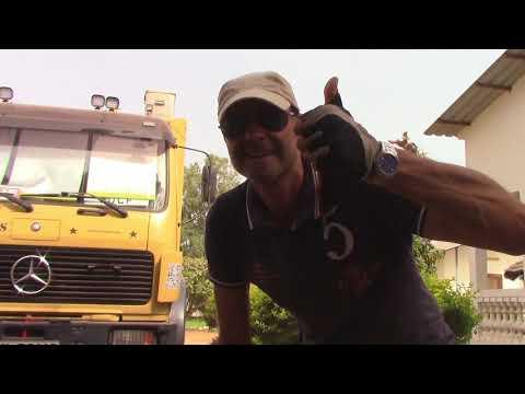 Weltreise mit dem Expeditionsmobil - Guinea Bissau