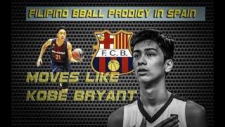May Pinoy nang naglalaro sa SPAIN at Nag-MVP pa | Lakas Kobe Bryant Maglaro | Kai Kailan sa Real M?