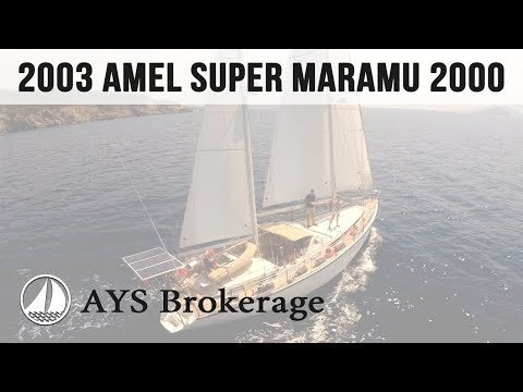 AYS Brokerage - 2003 Amel Super Maramu 2000