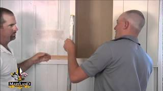 How To Install Wall Cabinets - Maryland Kitchen Cabinets
