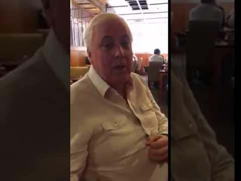 "GodKing Clive Palmer on ""memes"""