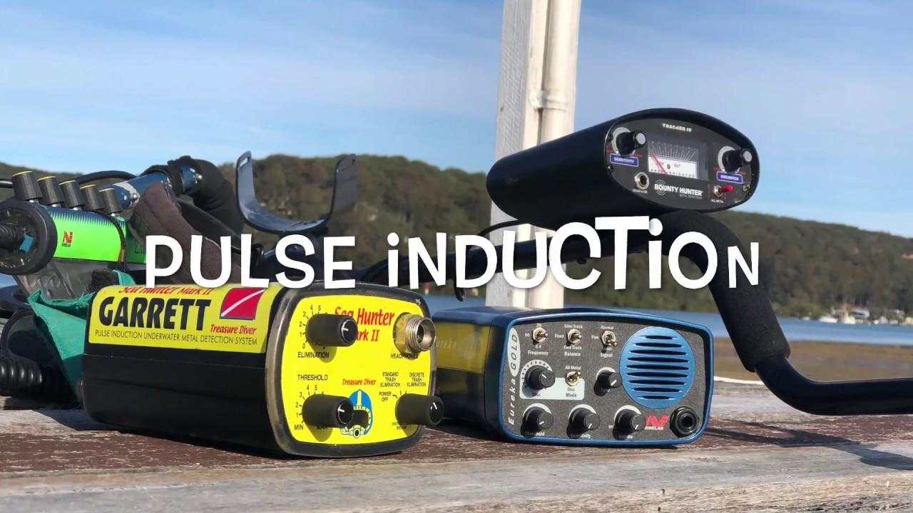 Pulse Induction verse VLF beach detecting Minelab vrs Garrett with Tim  Davies and the Money Pot 🇦🇺