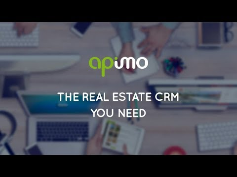 APIMO the real estate CRM you need