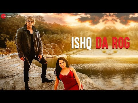 Ishq Da Rog - Official Music Video | Salman Mithani | Sheila Laza | DJ Shadow Dubai