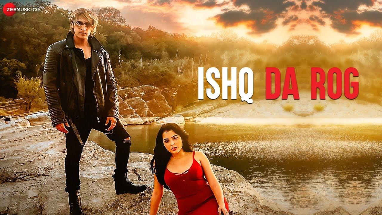Ishq Da Rog - Official Music Video | Salman Mithani | Sheila Laza | DJ Shadow Dubai