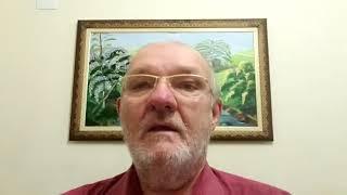 Leitura bíblica, devocional e oração diária (29/08/20) - Rev. Ismar do Amaral