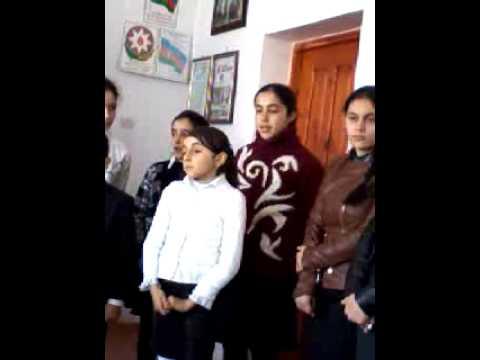 Ucar rayon Lək kənd 2N-li orya məktəb