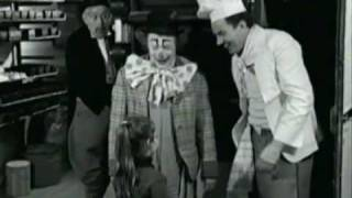 pipo de clown - de bakkerij