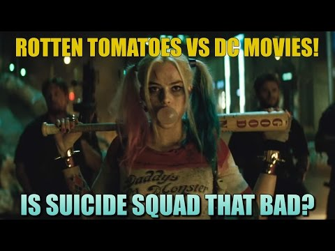 Rotten Tomatoes Suicide Squad Rating Is It Really That Bad? Suicide Squad