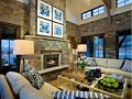 Great Room Stone Fireplace ideas