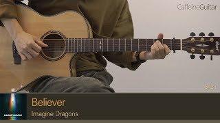 Baixar Believer - Imagine Dragons 「Guitar Cover」 기타 커버, 코드, 타브 악보
