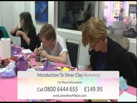 Tracey Spurgins Introduction To Silver Clay Workshop