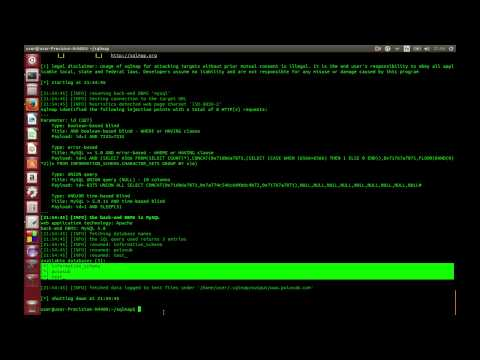 Hack Site With Sql Injection [TUTORIAL]