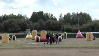 Hay River NT NWT OTC (Old Town Challenge) 2011 clip 1