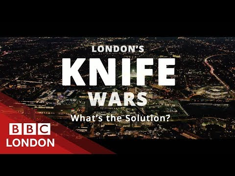 London's Knife Wars: What's the Solution? - BBC London