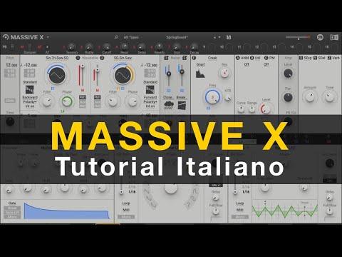 Massive X Tutorial Italiano (Trailer)