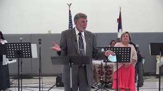 """July 19th - """"The Word of God Perfects the Love of God"""" by Pastor Tony Brewington"""