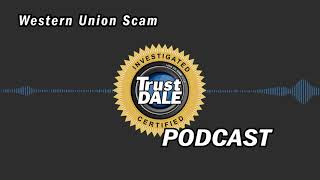 Western Union Scam  - Podcast