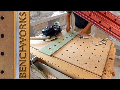 Making a multifunction shop cart MFSC part 2