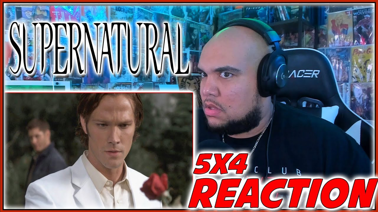 Download IS THIS OUR FUTURE?! | Supernatural 5x4 REACTION | Season 5 Episode 4