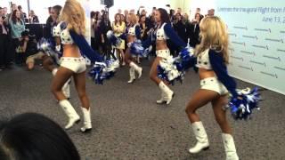 Dallas Cowboys Cheerleaders meets HKG!