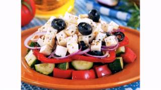 Griechische Küche (Греческая кухня)