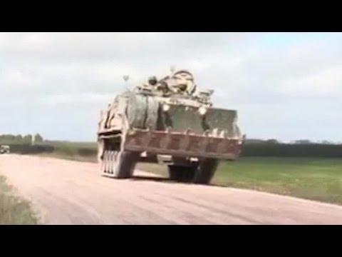Army Unveils 'Swiss Pocket Knife' Combat Vehicle