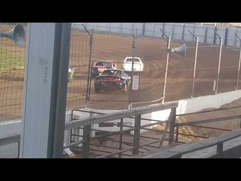 Cresco speedway heat false start 5-12-19