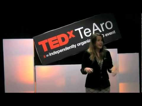 How crowdfunding is going to change the world: Anna Guenther at TEDxTeAro