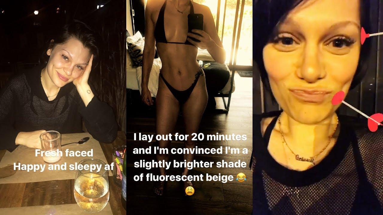 Snapchat Jessie J nudes (49 photo), Ass, Cleavage, Feet, in bikini 2017
