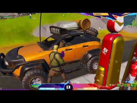 Fortnite Season 11 Chapter 2 Gameplay New Vehicle