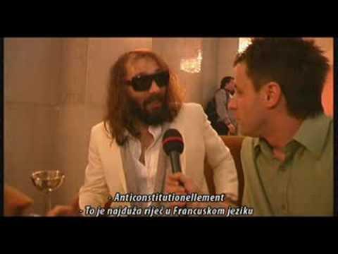 Eurovision 2008: Sebastian Tellier (France)