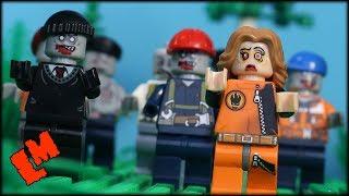 Будни апокалипсиса - Зомби-атака 15 (Лего мультик)
