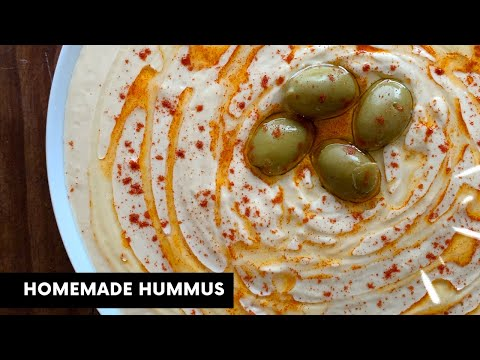 how-to-make-hummus-that's-better-than-store-bought---easy-homemade-hummus-recipe