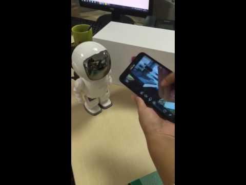 Robot Boy!!  [1.3MP IP Camera]