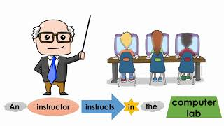 School People and Places Vocabulary and Phrases - Interclass Video