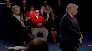 Why Ken Bone was trending after the debate