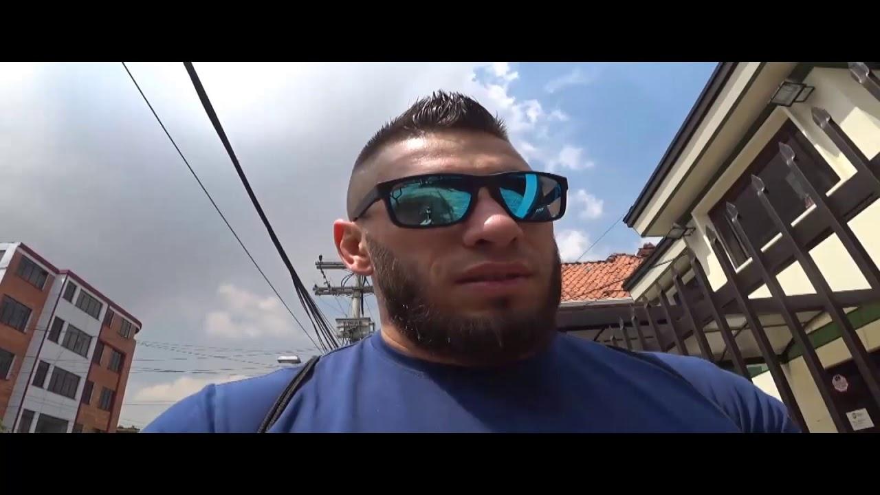Поездка в Колумбию, Продолжение