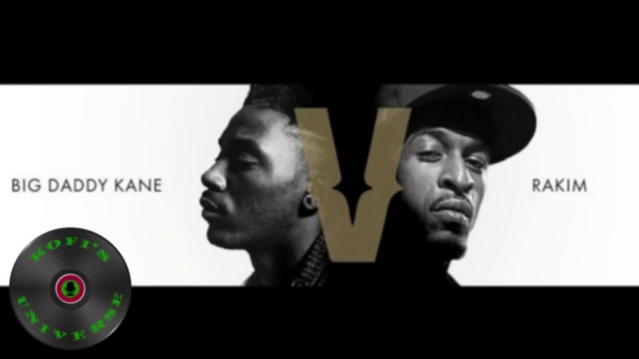 Rakim Calls Out Big Daddy Kane For Verzuz Battle