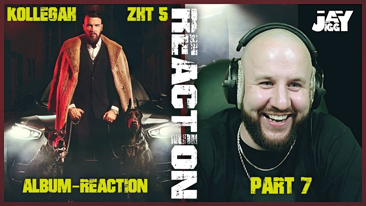 """(PART 7) KOLLEGAH """"ZHT 5"""" Album-Reaction I Kokasinfonie (Outro)"""
