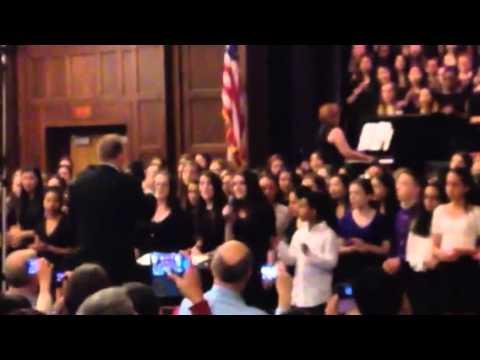Ally Antonelli Boston Latin School Choir Ensemble