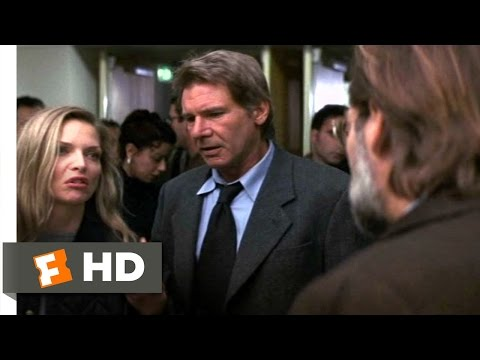 What Lies Beneath (2/8) Movie CLIP - I Know You Killed Her (2000) HD
