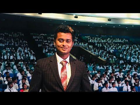 Mr. Khush Vaghasiya | Inspirational Testimony | Oasis Convention 2k18 | GMDC HALL | OASIS GROUP