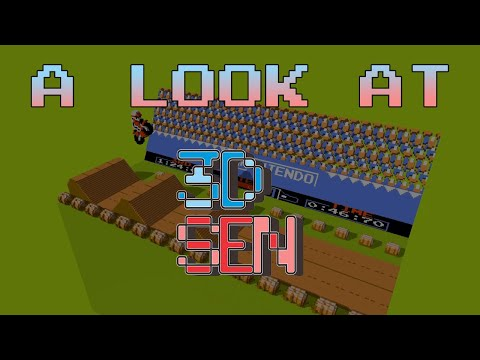 A Look at 3dSen |