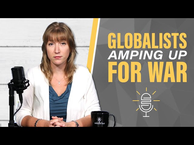 Are Globalists Amping Up A Middle East War?