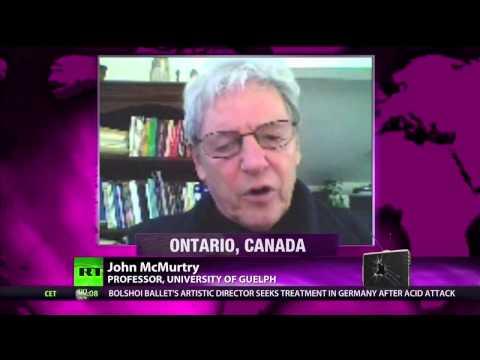 Capitalismo cancerígeno (entrevista con John McMurtry)