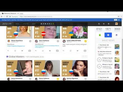 Интернет заработок    Zenduja   Социальная сеть платит без вложений