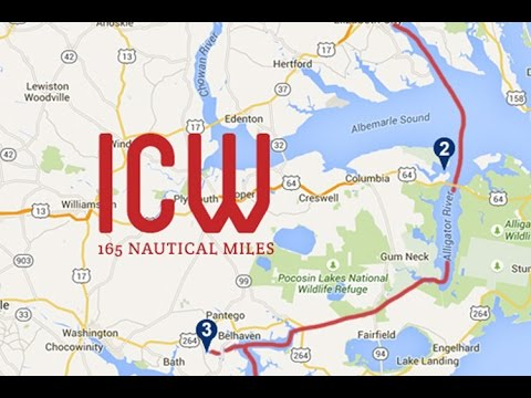 EP 05: ICW Transit from Norfolk to Oriental